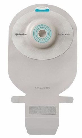Filtered Ostomy Pouch SenSure Mio Convex One-Piece System 11
