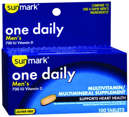 sunmark® Multivitamin Supplement