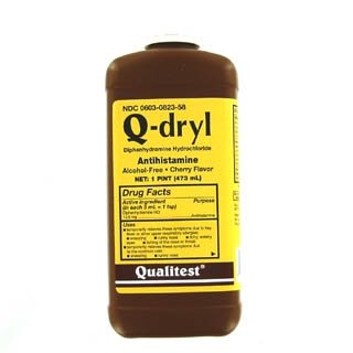 Qualitest Products 00603082358 Mckesson Medical Surgical