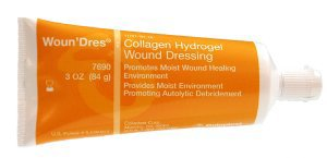Collagen Hydrogel Wound Dressing 1oz (1/ea)