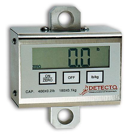 Detecto Scale PL400