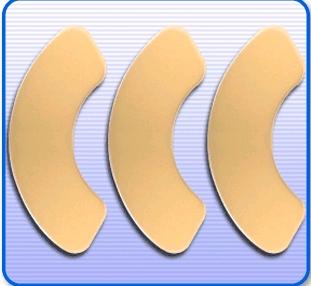 GENAIREX  7200344 Barrier Strip Securi-T® Hydrocolloid one BX(30EA/BX)