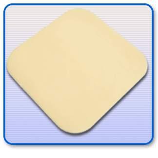 GENAIREX  7200444 Ostomy Barrier Securi-T® Trim to Fit Solid Hydrocolloid 4 X 4