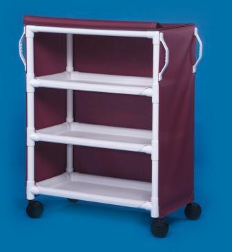 Linen Cart Deluxe 4 Casters, 4