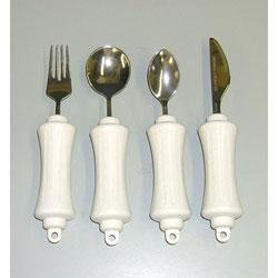 Fork Maddadapt II Built-up Handle Silver Stainless Steel (1/each)