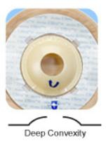 Marlen 51629 Colostomy / Ileostomy Pouch Ultralite� One-Piece System 9 h L X