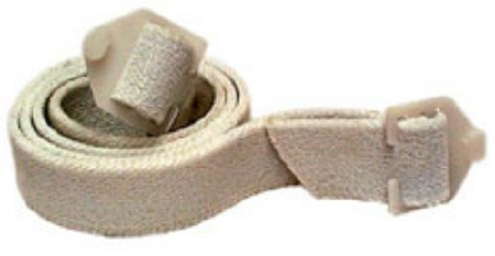 Nu-Hope 2610 Hernia Belt 1-1/2 h One Ea(1Ea/Pk)