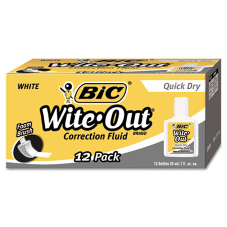 Bic® BIC-WOFQD12WE