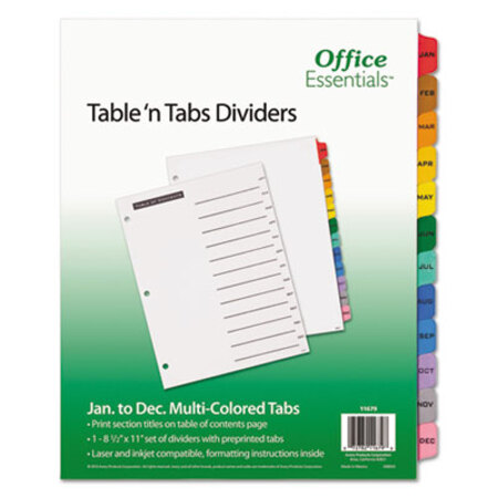 Office Essentials™ AVE-11679