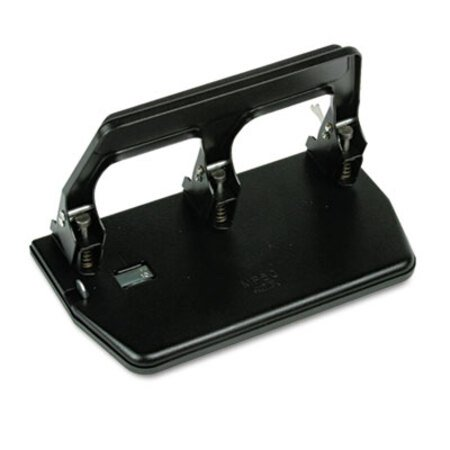 Universal 12-Sheet Deluxe Two 9//32 In /& Three-Hole Adjustable Punch Holes