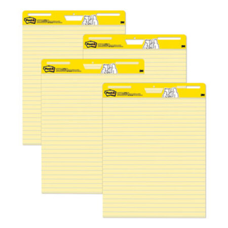 Post-it® Easel Pads Super Sticky MMM-561VAD4PK