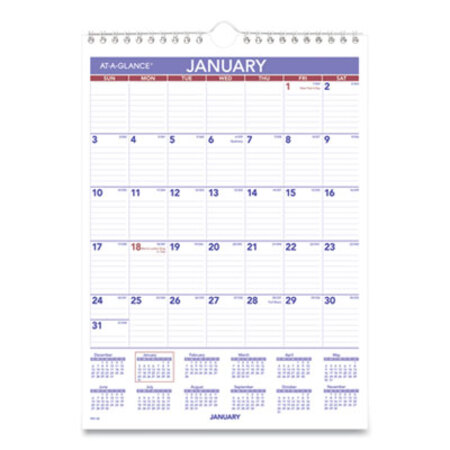 AT-A-GLANCE® AAG-PM128