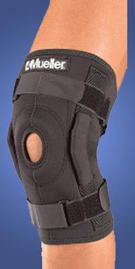 7e5078fe04 #742103; Patterson Medical Supply #55114602. Knee Brace Mueller® ...