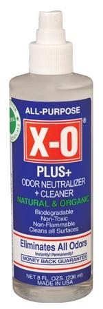 X-O Corporation 8Pr X-O® Plus+ Air Freshener Liquid 8 oz . Bottle One Cs(12Ea/Cs