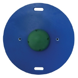 CanDo® Balance Board Combo™ Wobble/Rocker Board
