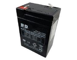 R & D Batteries 5374