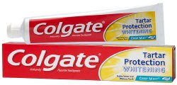Colgate®Tartar Protection Whitening Toothpaste