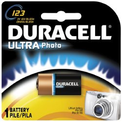 Duracell DL123ABPK