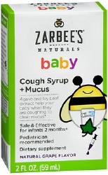 Zarbee's Corporation 89811500267