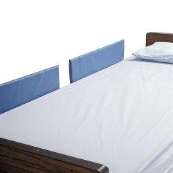 SkiL-Care™ Split-Rail Vinyl Bed Rail Pads