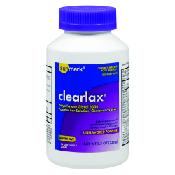 sunmark® clearlax® Laxative