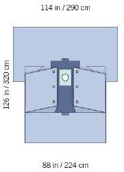 Invenio Healthcare I80-09104G-S