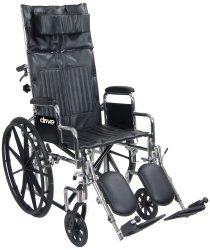 Drive Medical Sport Full-Reclining Wheelchair