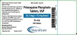 Bayshore Pharmaceuticals 76385010201