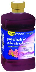 sunmark® Pediatric Electrolyte Liquid