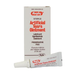 Rugby Artifical Tears Ointment