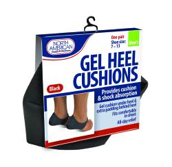 North American Health & Wellness Heel Cushions