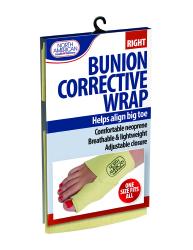 North American Health & Wellness Bunion Corrective Wrap