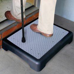North American Health & Wellness® Non-Slip Outdoor Step