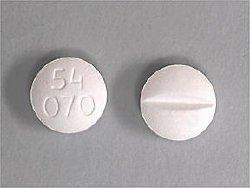 Roxane Laboratories 00054001120