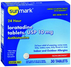sunmark® 24 Hour Allergy Relief