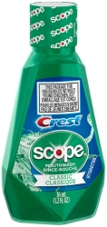 Crest® Scope® Classic Mouthwash