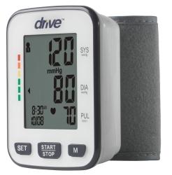 drive™ Deluxe Automatic Blood Pressure Wrist Monitor