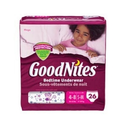 GoodNites® Absorbent Underwear for Girls