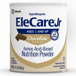 EleCare® Jr Chocolate Pediatric Oral Supplement, 14.1 oz. Can