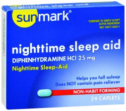 sunmark® Nighttime Sleep-Aid