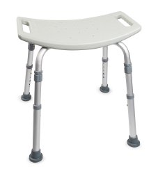 McKesson Bath Bench Without Back