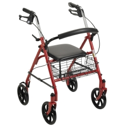 McKesson 4 Wheel Rollator