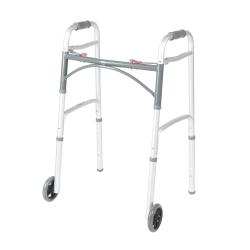 McKesson Folding Aluminum Walker