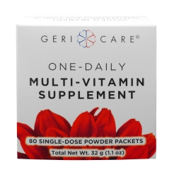 Geri-Care One Daily Multi-Vitamin Powder Packets