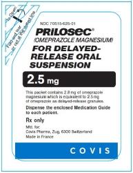Covis Pharmaceuticals 70515062501