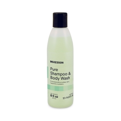 McKesson Pure Shampoo and Body Wash