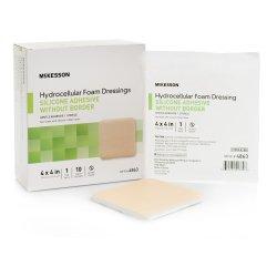 McKesson Silicone Foam Dressing