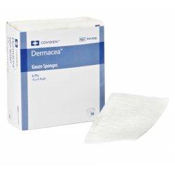 Dermacea™ Sponges, 4 x 4 Inch