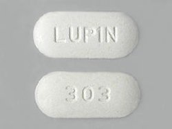 Lupin Pharmaceuticals 68180030360
