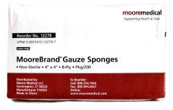 MooreBrand Gauze Sponge